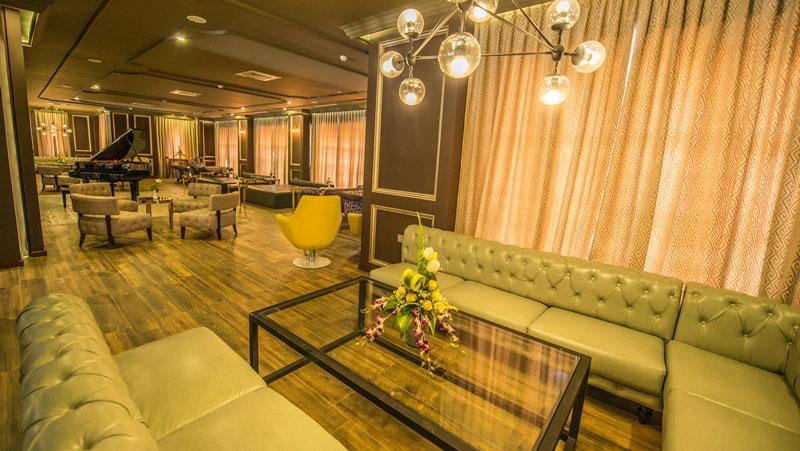 Veranda Bar at Rose Garden Hotel in Yangon